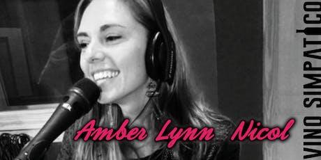 AMBER LYNN NICOL LIVE @ VINO SIMPATICO tickets