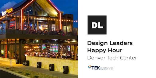 Design Leader's Happy Hour - Denver Tech Center