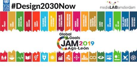 Global Goals Jam AGS-León ingressos