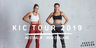 Keep it Cleaner Workout (Gold Coast) with Steph Claire Smith & Laura Henshaw