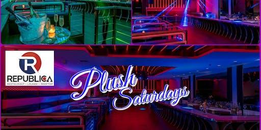 Plush Saturdays at Republica - Ladies Free All Night