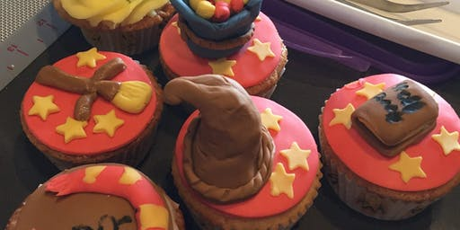 All Ages Cupcake Decorating: Unicorns & Harry Potter!