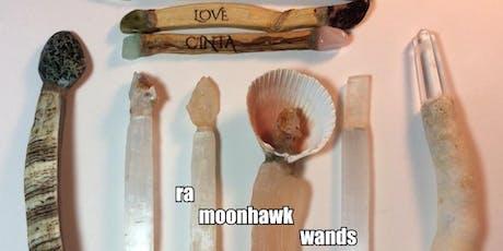Wands, Energy & Self-Evolution w/ Ra MoonHawk Wands tickets