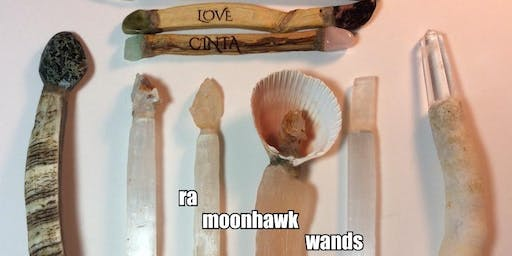 Wands, Energy & Self-Evolution w/ Ra MoonHawk Wands
