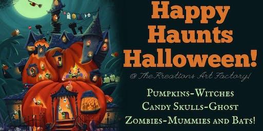 Happy Haunts Halloween!
