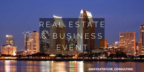 San Diego, CA Real Estate & Business Event  tickets