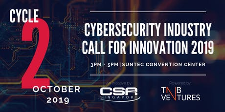 2nd Cycle of Cybersecurity Industry Call for Innovation 2019  tickets