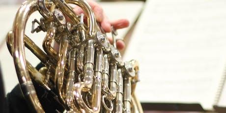 Spring Concert: Britten & Brahms tickets