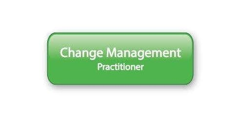 Change Management Practitioner 2 Days Virtual Live Training in Ghent