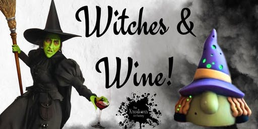 Witches & Wine!