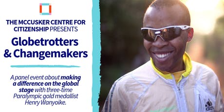 Globetrotters & Changemakers: Making a world of difference tickets