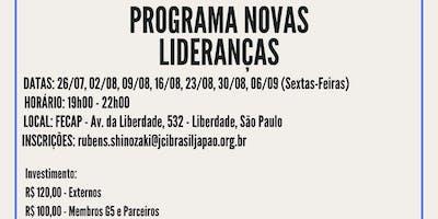 Programa Novas Lideranças - PNL