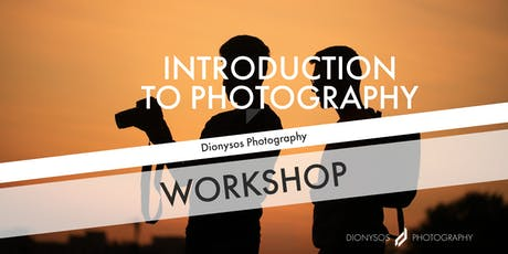 Introduction to Photography Workshop tickets