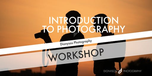 Introduction to Photography Workshop