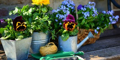 Grow your own: thrifty gardening workshop - Rosebud Library