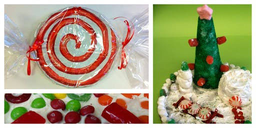 Candy Crafts Weekly Class (5-12 Years)