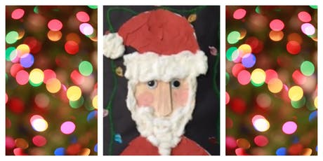 Christmasy Crafts Weekly Class (3-6 Years) tickets