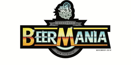 Ms White presents BeerMania 2019 tickets