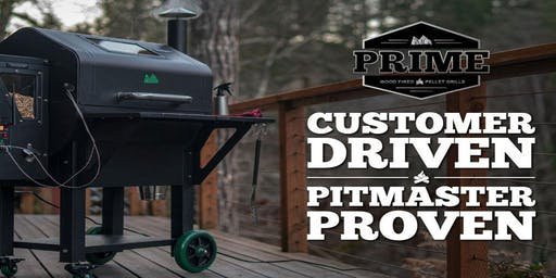 Green Mountain Grills Pellet Smoker Demonstration