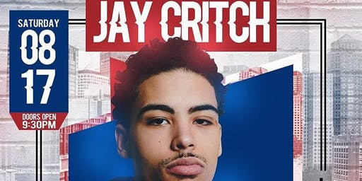 J Critch Live Performance