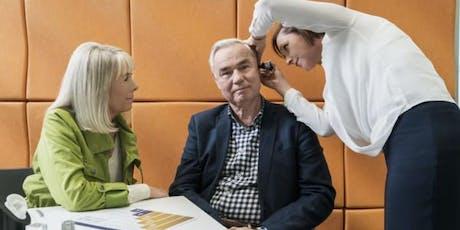 QLD Seniors Week - Free Hearing Health Checks Rockhampton Tickets