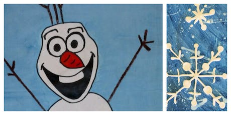 Olaf and Friends Mini-Camp (4-9 Years) tickets