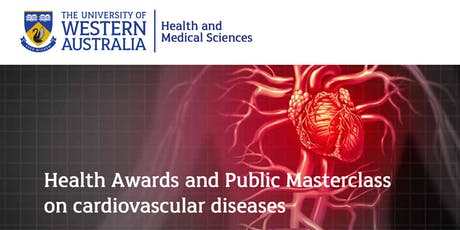 Health Awards & Public Masterclass on Cardiovascular Diseases tickets