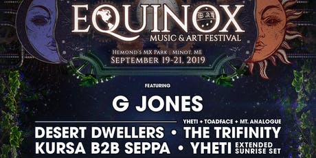 Equinox Music & Art Festival 2019 tickets