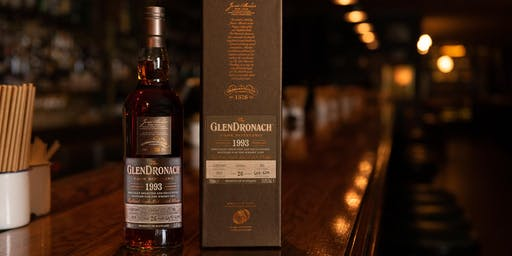 GlenDronach & The Australian-Exclusive Single Cask Tasting @ Hains & Co!