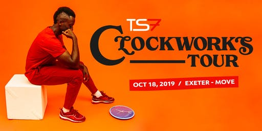 Fokus present  TS7: Clockworks UK Tour