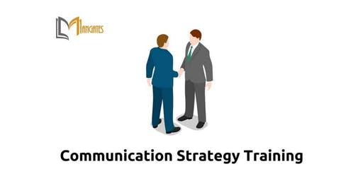 Communication Strategies 1 Day Virtual Live Training in Brussels