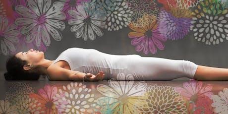 Relaxation Yoga & Meditation Sunday Sessions  tickets