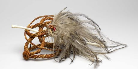 'SHIRLEY MACNAMARA' CONSERVATION INSIGHTS: CARING FOR INDIGENOUS FIBRE ART tickets