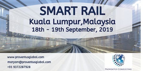 Smart Rail 2019 tickets