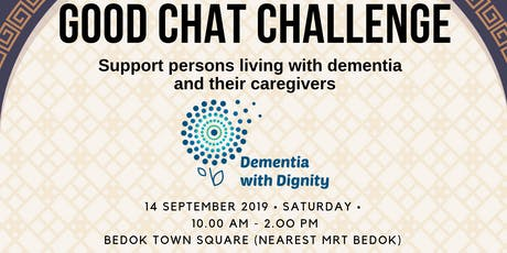 Dementia with Dignity tickets