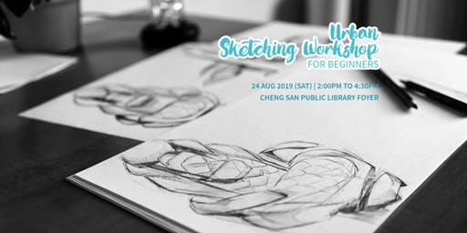 Urban Sketching Workshop For Beginners