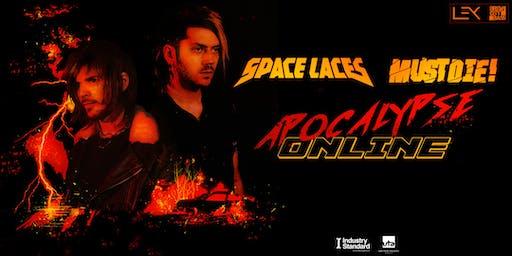 Space Laces x MUST DIE!
