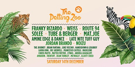 The Petting Zoo Festival  2019 - Melbourne tickets