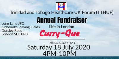 Life in London Curry-Que Fundraiser