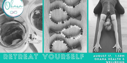 Retreat yourself - self care and creativity workshop