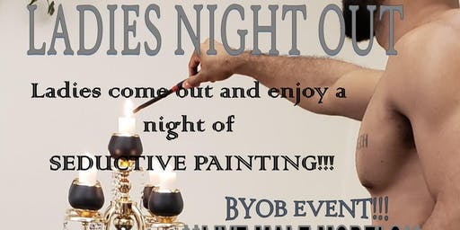 """Sudective Paint Night """"Ladies Night Out"""""""