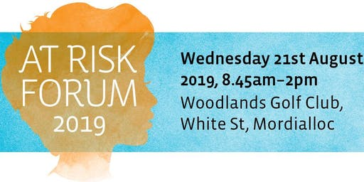 At Risk Forum 2019