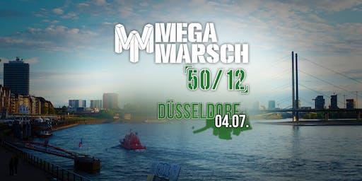 Megamarsch 50/12 Düsseldorf 2020