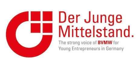 """""""Rock your Region Taunus"""" - BVMW Junger Mittelstand Tickets"""