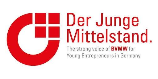 """""""Rock your Region Taunus"""" - BVMW Junger Mittelstand"""