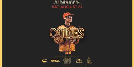 CODES - Edmonton Sat Aug 31 tickets