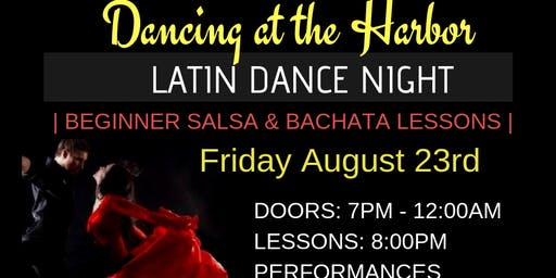 Marin Latin Social August edition