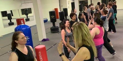 Women's Self Defense Course