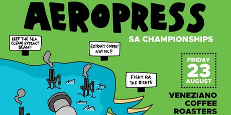 Aeropress SA Championship tickets