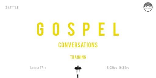 Seattle Area Gospel Conversations Training